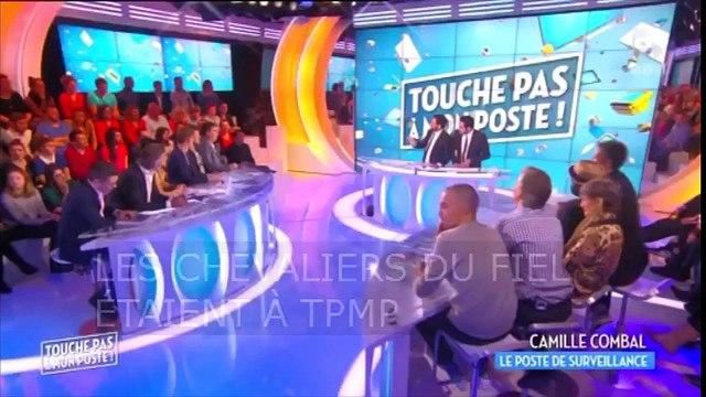 Les Chevaliers du Fiel créent la polémique sur le plateau de TPMP  et enflamment les réseaux sociaux