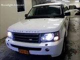 Range Rover Stretch Limo  Moonlight Car interior and Limousine 2016