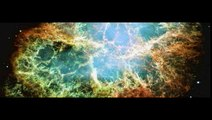 SPACE THROUGH THE HUBBLE SPACE TELESCOPE. VERY COOL