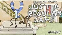 Regular Show - Just a Regular Game - Regular Show Games