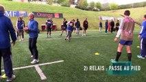 Rugby Santé : Ateliers techniques