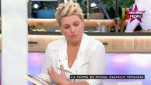"""Michel Delpech - Sa veuve Geneviève Delpech raconte : """"Depuis sa mort, il m'envoie de très jolis signes"""""""