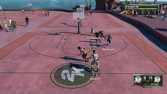 Nba 2k16 – oh my ankles ( first YouTube video ) (News World)