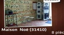 Vente Maison  Noé (31410)