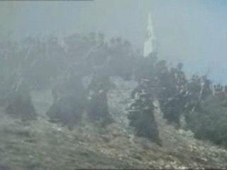 """un extrait du telefilm """"Napoleon"""",bataille d'Austerlitz"""