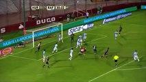 La sacaron en la línea. Huracán 0 - Rafaela 1. Fecha 1. Torneo Transición 2016.