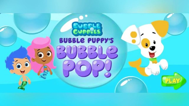 Bubble Guppies - Bubble Puppys - Bubble Guppies Games