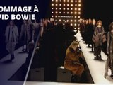 Fashion Week : BCBG Max Azria s'inspire de David Bowie