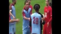 Les JOUEURS de FOOTBALL vs ARBITRES | DRÔLE de FOOTBALL | FOOTBALL COMBATS