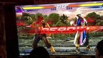 Tekken 7 Fated Retribution - Akuma VS Steve Fox