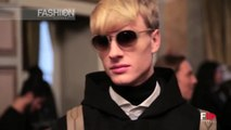 PORTS 1961 Backstage Autumn Winter 2014 2015 Milan Menswear by Fashion Channel