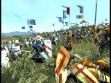 Medieval battle sound effect - infantry