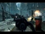 Warfare sound effect 6 - WWII Stalingrad firefight