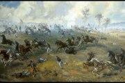 Warfare sound effect 8 - Civil war battle - distant