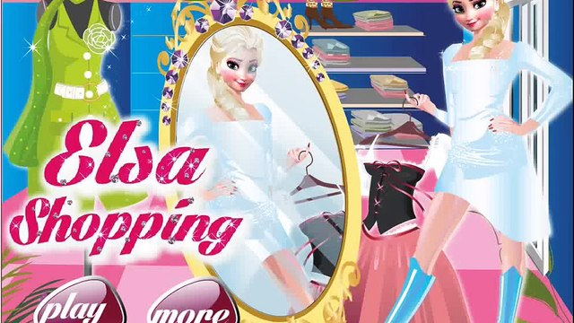 Disney Frozen Games - Elsa Shopping – Best Disney Princess Games For Girls And Kids