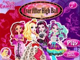 Ever After High - Ever After High Ball Ever After High Dress Up Game Episode
