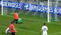 Sehrou Guirassy Goal - AJ Auxerre 2-2 AS Nancy 12.02.2016 HD