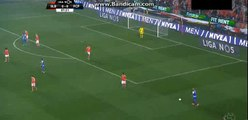 Iker Casillas Big Save - Benfica vs Porto - Liga Nos - 12.02.2016