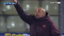 Kevin Lasagna Goal HD - Carpi 1-1 AS Roma - 12-02-2016 -