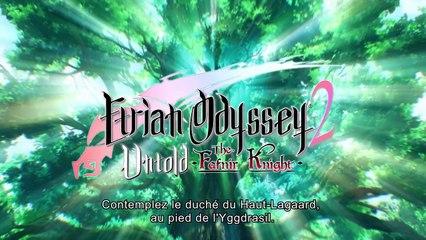 Trailer de lancement de Etrian Odyssey 2 Untold : The Fafnir Knight