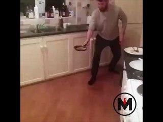 Epic Pancake Flip