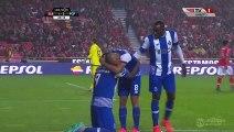 1-2 Vincent Aboubakar Goal - Benfica v. FC Porto 12.02.2016