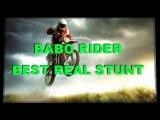 Top Bike Real Stunt Babo Rider **Best Real Stunt Polish Stunt