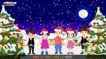 Compilation des plus belles chansons de Noël | Chansons pour enfants | Petit papa Noël etc.