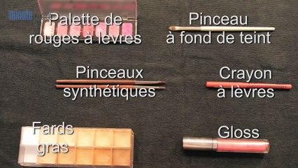 Beauté mode : Amincir ou grossir les lèvres grâce au maquillage correctif