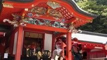 Shinto Shrine in Japan HD