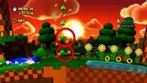 Sonic Lost World | Wii U | Windy Hill Zone 2 | Rang S | 1:06:99