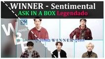 160213- WINNER - ASK IN A BOX Legendado PT-BR