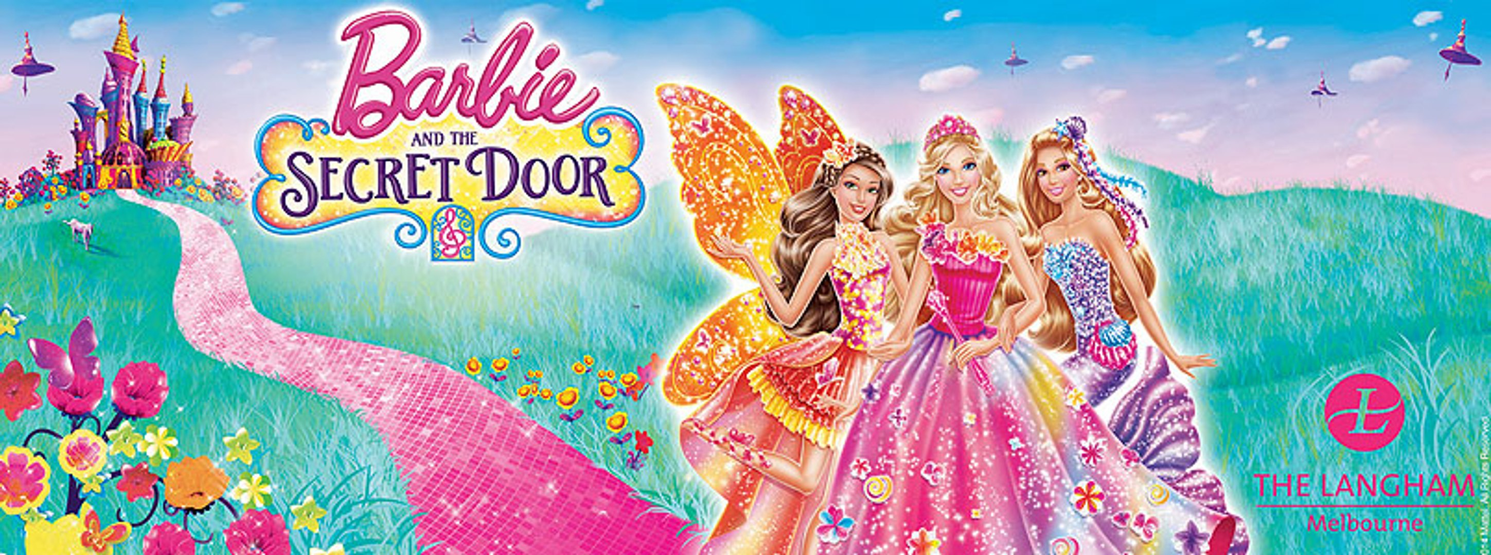 watch barbie and the secret door free