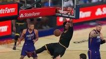NBA 2K17 J.R. Smith 100 Point Challenge Parody Gameplay - JR Smith Be Like Part 2 - LeBron James (FULL HD)