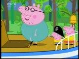 Pepa Prase - Kapetan Tata Prase (Sinhronizovan crtani film za decu)