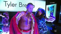 2015.05.20- Finn Balor vs. Tyler Breeze- NXT TakeOver- Unstoppable