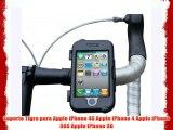 Soporte Tigra para Apple iPhone 4S Apple iPhone 4 Apple iPhone 3GS Apple iPhone 3G