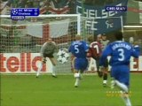 Milan v. Chelsea 26.10.1999 Champions League 1999/2000 Highlights