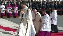 El Papa recibirá las llaves de la Ciudad de México
