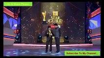 Shahrukh Khan and Kapil Sharma Flirting at 61st britannia filmfare awards 2016