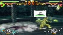 [PS2] Walkthrough - Naruto Ultimate Ninja - Saga de Haku