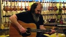 Carter Vintage Guitars Steve Earle Lay Me a Pallet Down on Your Floor