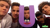 Sesame Street: One Direction What Makes U Useful (What Makes You Beautiful Parody)