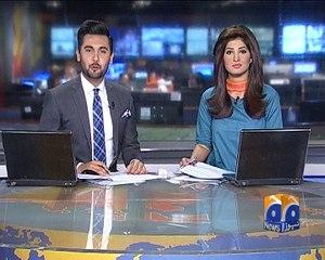 Geo News Headlines - 13 February 2016 - 1000
