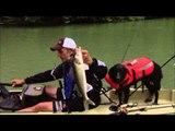 Canadian Sportfishing - Kayak Walleye Fishing
