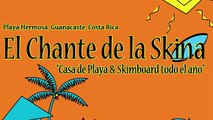 FARLEN BUCKANAN Skimboard Costa Rica - Playa Hermosa, Costa Rica