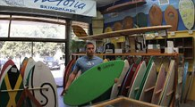 Poly E-Glass Polyester skimboard from Victoria Skimboards