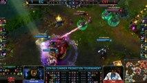 NA LCS Promotion Tournament D2 EG vs C9T 2014 3 GAME