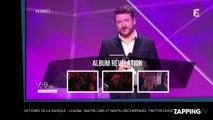 Victoires de la musique : Louane, Maitre Gims et Nekfeu récompensés, Twitter divisé ! (Vidéo)