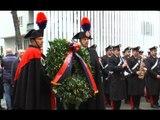 Napoli - Nuova stazione dei Carabinieri a Capodimonte-Colli Aminei (12.02.16)